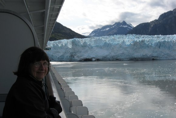 Margerie Glacier at Glacier Bay, Alaska