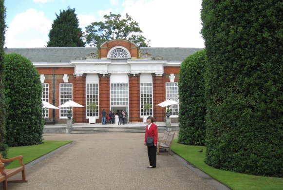 Orangery, London, England