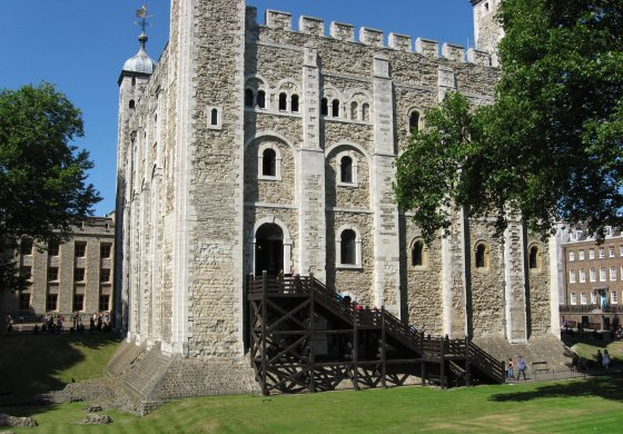 White Tower, Tower of London, England